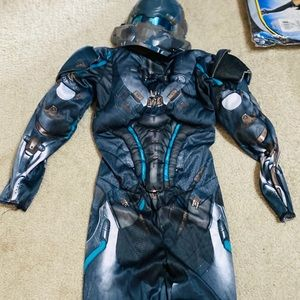 Halo costume for boys